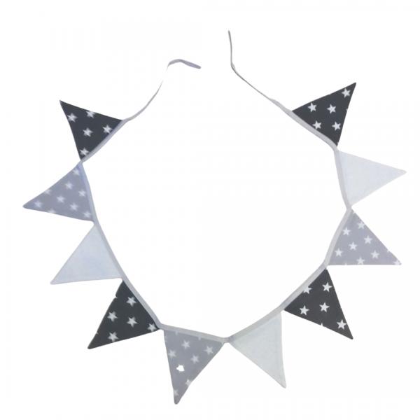 Grey Star Bunting