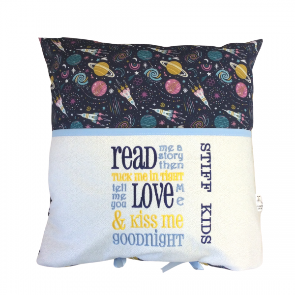 Space Reading Cushion