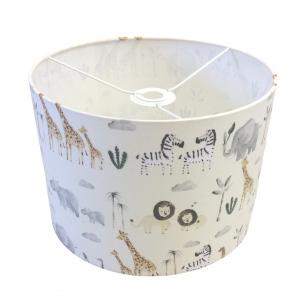 Natural Safari Lampshade